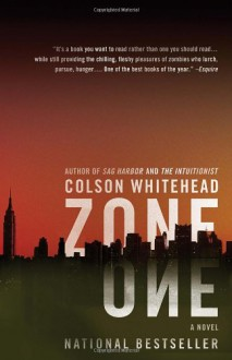 Zone One - Colson Whitehead