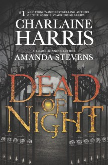 Dead of Night: Dancers in the DarkThe Devil's Footprints - Charlaine Harris, Amanda Stevens