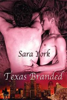 Texas Branded - Sara York