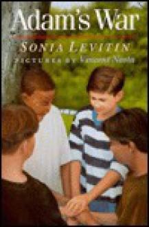 Adam's War - Sonia Levitin