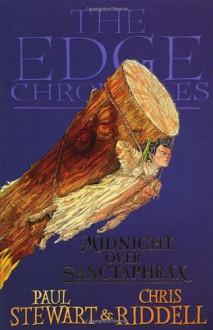 Midnight Over Sanctaphrax: The Edge Chronicles Book 3 (Audio) - Paul Stewart, Chris Riddell