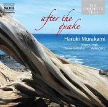 after the quake - Haruki Murakami, Rupert Degas, Teresa Gallagher, Adam Sims