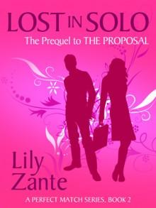 Lost In Solo - Lily Zante