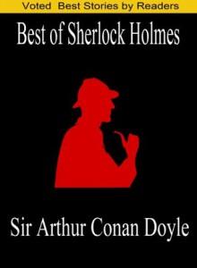 THE BEST OF SHERLOCK HOLMES - Arthur Conan Doyle