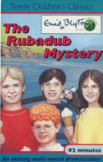 The Rub-a-dub Mystery (Tempo Children's Classics) - Enid Blyton