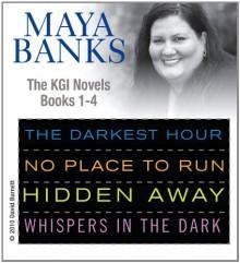 KGI Series 1-4 - Maya Banks