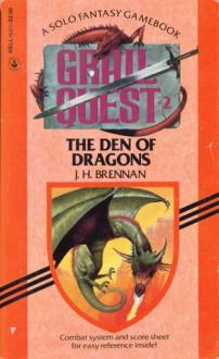Den of Dragons - J.H. Brennan, John Higgins