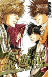 Saiyuki Reload Volume 9 - Kazuya Minekura