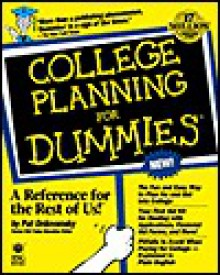 College Planning for Dummies - Pat Ordovensky