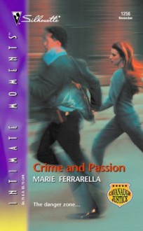 Crime And Passion - Marie Ferrarella, Linda Castillo
