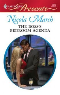 The Boss's Bedroom Agenda - Nicola Marsh