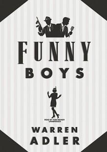 Funny Boys [With Earbuds] - Warren Adler, Tom Weiner