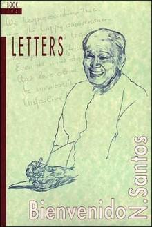 Letters: Book 2 - Bienvenido N. Santos