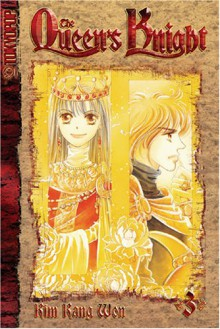 The Queen's Knight, Volume 3 - Kim Kang-Won