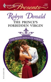 The Prince's Forbidden Virgin (The Royal House of Niroli) - Robyn Donald