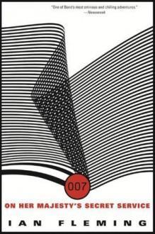 On Her Majesty's Secret Service (James Bond, #11) - Ian Fleming