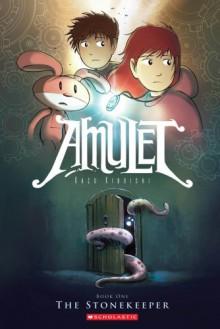 Amulet, Book 1: The Stonekeeper - Kazu Kibuishi