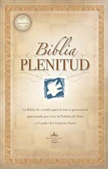 Beca Biblia Plenitud - Grupo Nelson