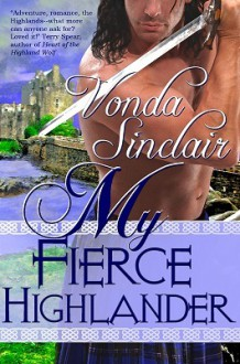 My Fierce Highlander - Vonda Sinclair