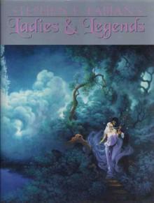 Stephen E. Fabian's Ladies and Legends - Stephen E. Fabian, Gerry De La Ree