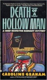 Death of a Hollow Man (Chief Inspector Barnaby Series #2) -