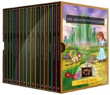 The Wizard of Oz 15 Book Collection - L. Frank Baum, Tom Dixon