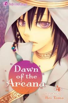 Dawn of the Arcana, Vol. 04 - Rei Tōma