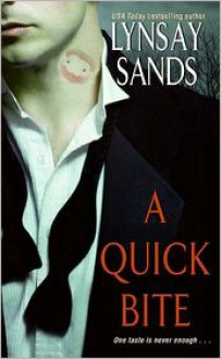 A Quick Bite - Lynsay Sands
