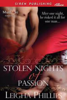 Stolen Nights of Passion - Leigha Phillips