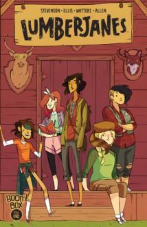 Lumberjanes #01 - Noelle Stevenson,Grace Ellis,Brooke Allen