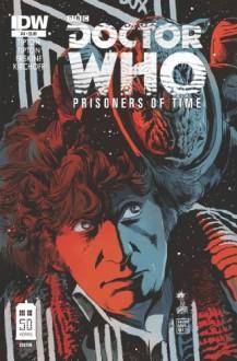 Doctor Who: Prisoners of Time #4 - Scott Tipton, David Tipton, Gary Erskine, Francesco Francavilla