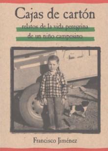 Cajas de cartón - Francisco Jiménez