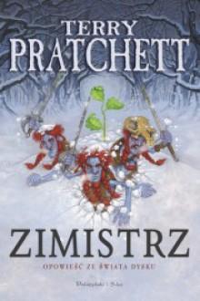 Zimistrz (Discworld, #35) - Piotr W. Cholewa, Terry Pratchett