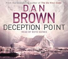 Deception Point - Dan Brown, Boyd Gaines