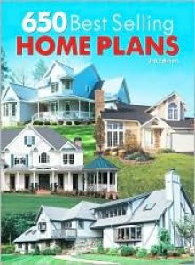 500 Best-Selling Home Plans - Sunset Books