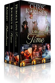 Knights in Time Boxed Set - Chris Karlsen