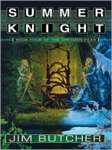 Summer Knight - James Marsters, Jim Butcher