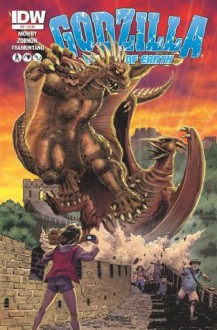 Godzilla: Rulers of Earth #5 - Chris Mowry, Jeff Zornow