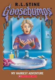 My Hairiest Adventure - R.L. Stine