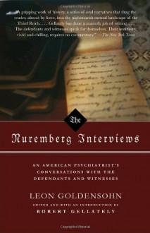 The Nuremberg Interviews - Leon Goldensohn