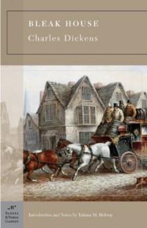 Bleak House - Charles Dickens,Tatiana M. Holway,Hablot Knight Browne