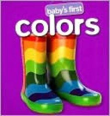 Baby's First Colors - Hinkler Books