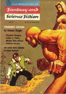 The Magazine of Fantasy and Science Fiction, December 1956 - Anthony Boucher