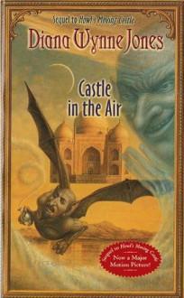 Castle in the Air (Howl's Castle) - Diana Wynne Jones