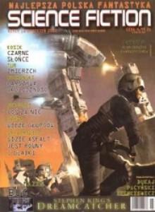 Science Fiction 2002 08 (18) - Tomasz Bochiński, Rafał Kosik, Wojciech Szyda, Andrzej Kozakowski, Wojciech Jerzy Grygorowicz, Henryk Tur, Michał Rykowski, Aleksander Mazin
