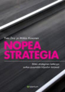Nopea Strategia - Yves Doz
