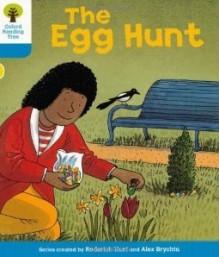 The Egg Hunt - Roderick Hunt, Alex Brychta