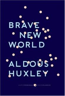 Brave New World - Aldous Huxley, Christopher Hitchens