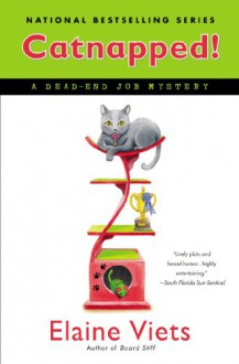 Catnapped!: A Dead-End Job Mystery - Elaine Viets
