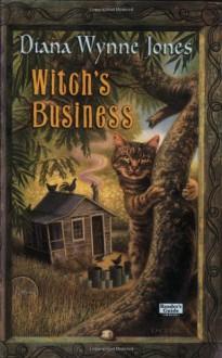 Witch's Business - Diana Wynne Jones